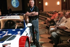 Tom Milner was head of BMW Motorsports in the U.S.
