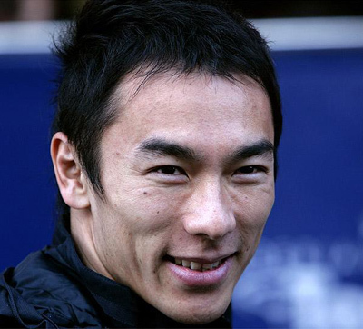 Takuma Sato is this week's Online Driving Instructor. [LAT image]