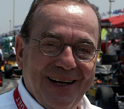 Floyd Ganassi - that smile will live on.