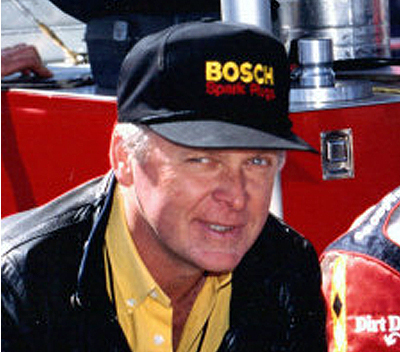 The face of Bosch for four decades, Wolfgang Husdedt has retired.