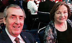 David and Margaret Hobbs.