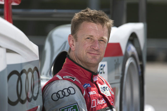A few days before his 44th birthday, Audi factory driver Allan McNish announced that he would not continue his active career in the 2014 season.