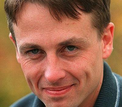 BBC's lead F1 commentator Ben Edwards.