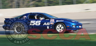 John Heinricy on his way to a 12th Runoffs gold medal. [SCCA image]