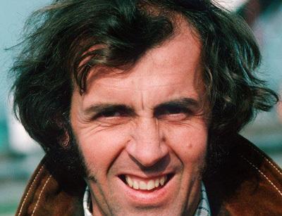 Hobbs in hairier days.