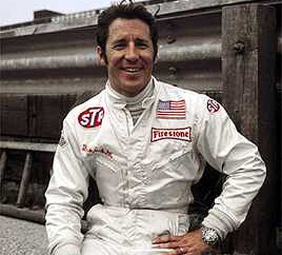 2014 RRDC Legends Banquet Honoree - Mario Andretti [Indianapolis Motor Speedway Archive image]