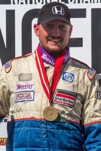 Jeremy Grenier, 2014 RRDC Mark Donohue Award winner