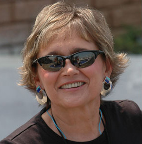 Judy Stropus, 2015 recipient of the RRDC's Bob Akin Award