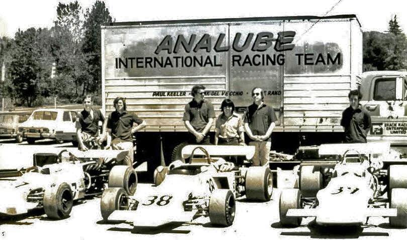 Analube International Racing Team
