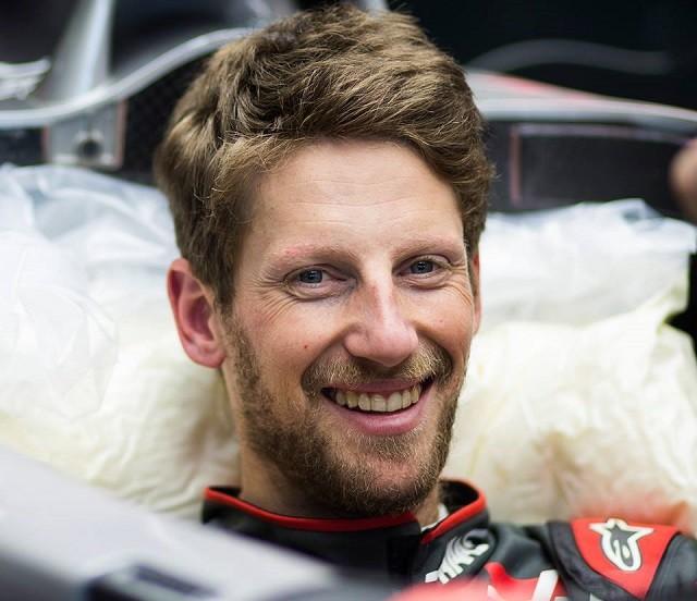 """Romain Grosjean """"Ask a Pro"""" [Haas F1 image]"""
