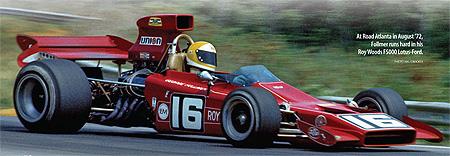 Familiar Number 16 in Formula 5000. [George Follmer Motorsports image]
